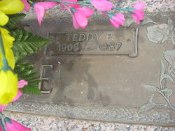 Teddy P. Cate