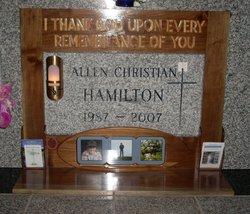 Allen Christian Hamilton