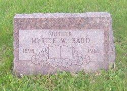 Myrtle Winnie Myrtle <i>Bennett</i> Collins-McGowen-Bard