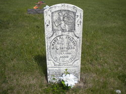 Mary Agnes <i>Starner</i> Leonard