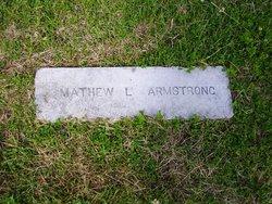 Matthew Leroy Armstrong