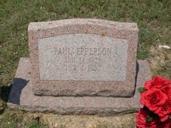 Paul Griffith Epperson