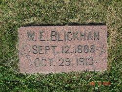 William E Blickhan