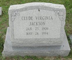 Clyde Virginia Jackson