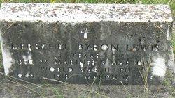 PFC Herschel Byron Lewis