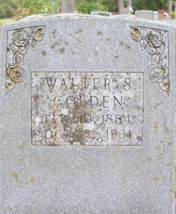 Walter Samuel Golden
