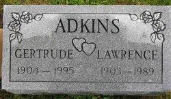 Gertrude Rachel <i>Williams</i> Adkins