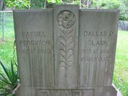 Rachel Jane <i>Ferguson</i> Clark