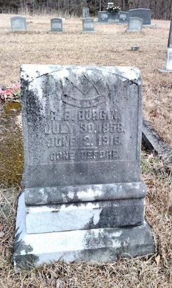 Robert Benjamin Burgin