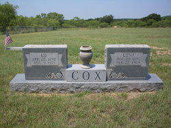 Eddie Ed Cox