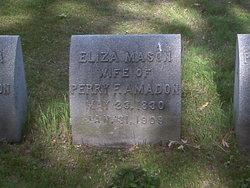 Eliza <i>Mason</i> Amadon
