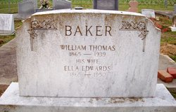 William Thomas Baker