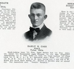 Early Russell Cass