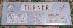 Benjamin Jefferson Turner