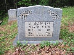 Martha Magdalene <i>Beaver</i> Allen