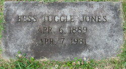 Bessie Belle <i>Tuggle</i> Jones