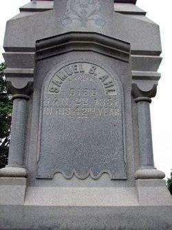 Samuel S. Ahl