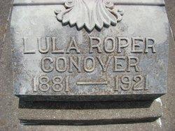 Lula Leona <i>Roper</i> Conover