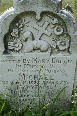 Mary <i>Gurry</i> Dolan