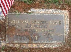 William Porter Black