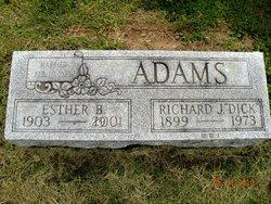 Esther <i>Beauchamp</i> Adams