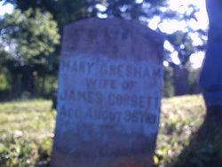 Mary Polly <i>Gresham</i> Corbett