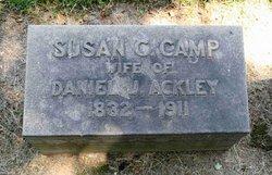 Susan C. <i>Camp</i> Ackley