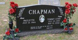 Tommy Lynn Chapman