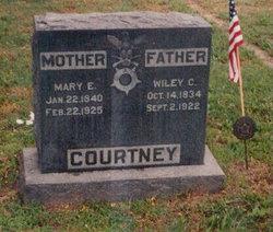 MaryAnn Emily Elsberry <i>Creel</i> Courtney