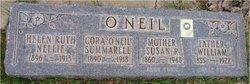 Cora Isabel <i>O'Neil</i> Summarell