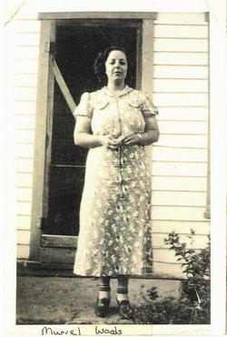 Muriel Ethel <i>Barber</i> Woods