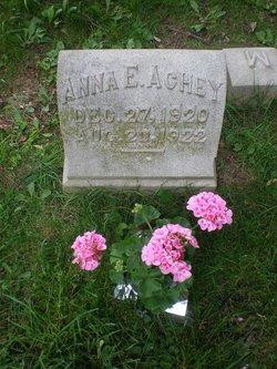 Anna E. Achey