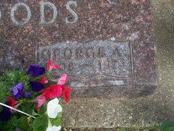 George Albert Woods