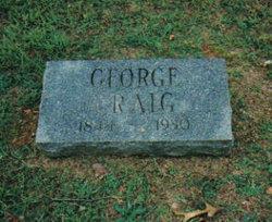 George Washington Craig