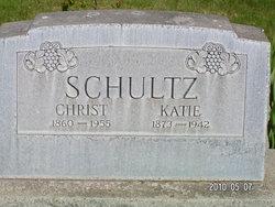 Catherine Katie <i>Ulmer</i> Schultz