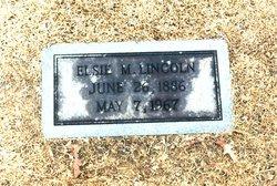 Elsie Mildred <i>Snyder</i> Lincoln
