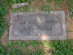 Lola C. <i>Herod</i> Gibson