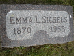 Emma L <i>Andrews</i> Sickels