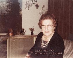 Liselotte Paula Lotte <i>Kaiser-Saule</i> Haf