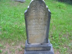 Frances E Fanny <i>Rogers</i> Clark