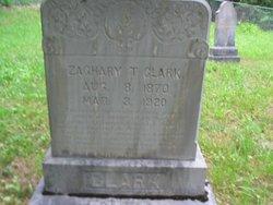 Zachary Taylor Zack Clark