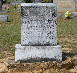 Beverly Lynn Anderson