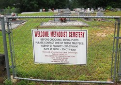 Welcome Methodist Cemetery