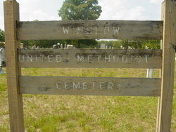 Winslow United Methodist Church Cemetery