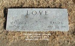 Frederick Leslie Love, Sr