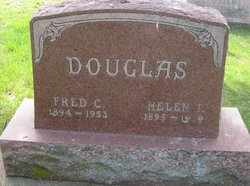 Helen <i>Tyvoll</i> Douglas