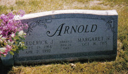 Margaret Naomi <i>Curtis</i> Arnold