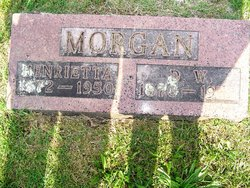 Henrietta <i>Guire</i> Morgan