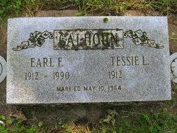 Earl F Calhoun