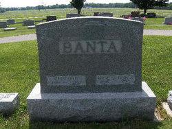 Aline <i>Fisher</i> Banta